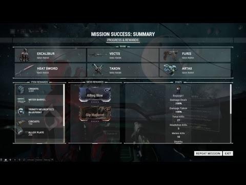 Warframe, Road to Mastery Rank 4, NCS Playlist