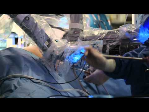 Minimally Invasive Robotic Surgery with the da Vinci Surgical System | UCLA Urology