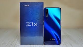 Vivo Z1x Unboxing & Impressions : Best in 17k Segment ?