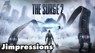 The Surge 2 - A Surge Of Brilliance (Jimpressions) (Video Game Video Review)