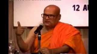 How to live without fear - Venerable Dr K Dhammananda thero
