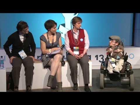 re:publica 2013: Mehrwert oder Barriere - Wie lassen sich mobile Endgeräte für alle zugänglich mache on YouTube