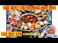 The BEST Vietnamese HOT POT - LAU HAI SAN in San Jose #indodiamrik #california