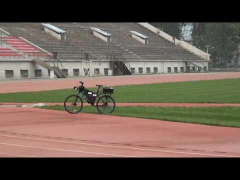 China inventa una bicicleta inteligente totalmente autónoma