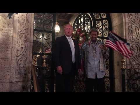 Donald Trump and Don King