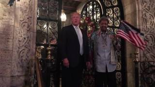 Donald Trump and Don King