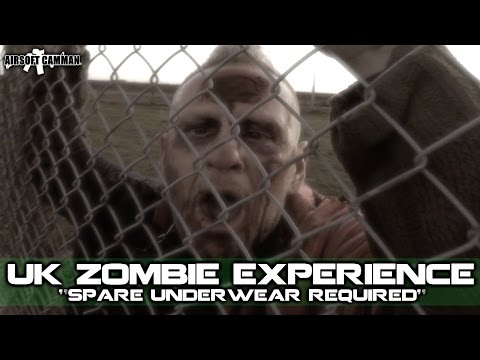 UK Zombie Experience - Walking Dead - John Murphy - In the House, In a Heartbeat