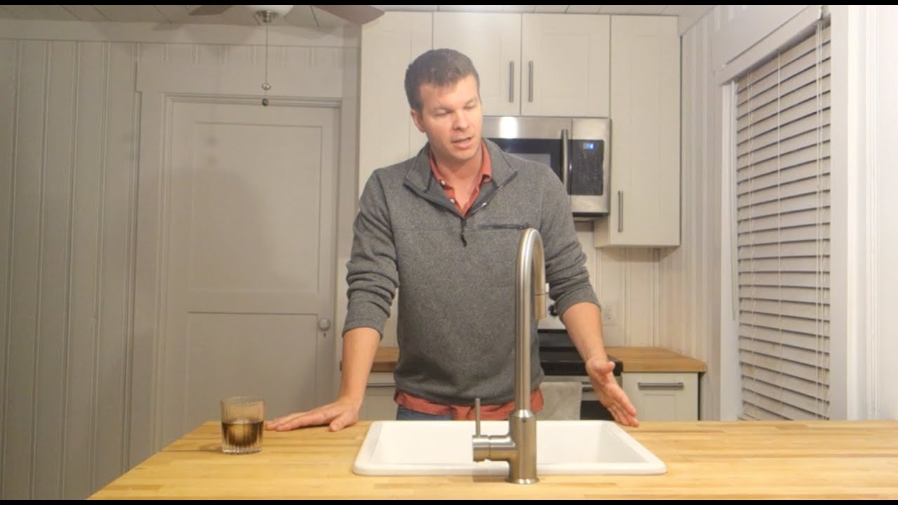 How To Waterproof Wood Countertop How To Seal Butcher Block Countertops