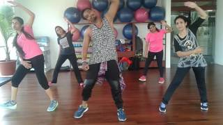 JAANU_MERI_JAAN | WARM-UP | Zumba® fitness | Sagar Rajguru