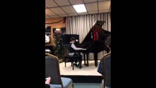Piano Recital Thumbnail