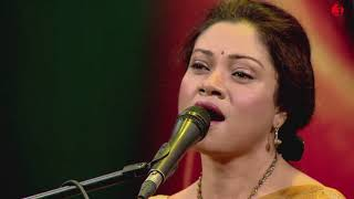 Akash Amay Bhorlo Aloy Bengali Tagore Songs By Aditi Mohsin Channel I
