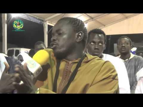 interview avec S. Baye Hamza Diakhaté