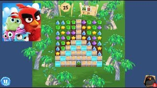 Angry Birds Match. Level 72. Nivel 72. No Boosters. Gameplay