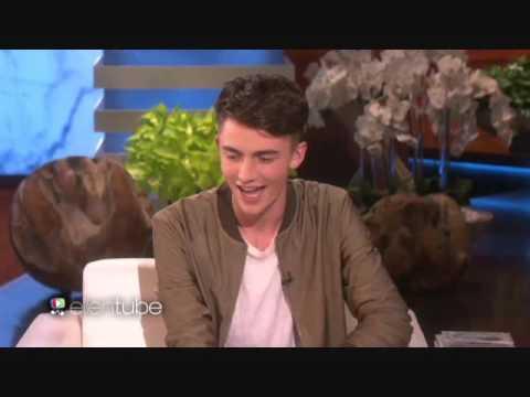 Greyson Chance On Ellen 2010 & 2015