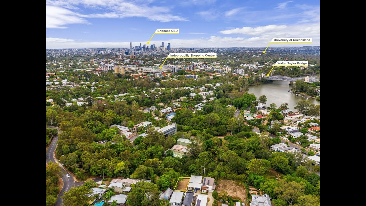 24a Kate Street, Indooroopilly, QLD - Land For Sale