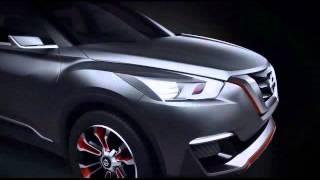 Nissan Compact Eco Car Sketch Videos