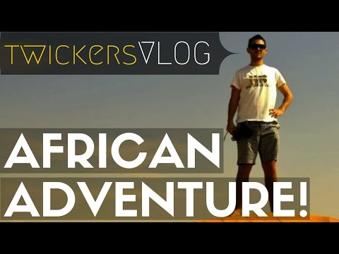 African Adventure // TUNISIA // Twickers Vlog