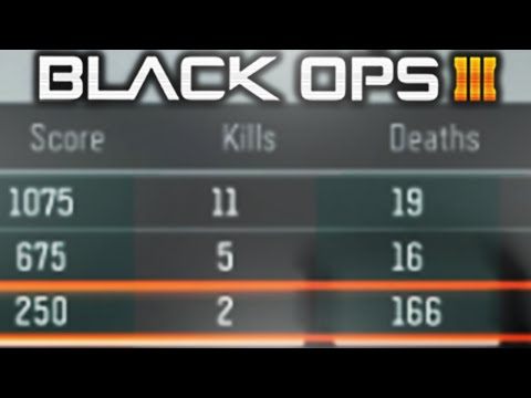 """The MOST AWFUL """"Black Ops 3"""" PLAYER IN THE WORLD RETURNS!"""