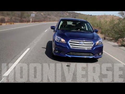 2015 Subaru Legacy 3.6R: An enthusiast can grow into a family man