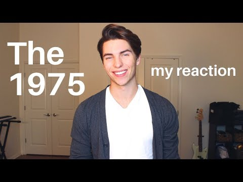 Singer Reacts to The 1975 - It's Not Living (If It's Not With You) Official Video Mp3