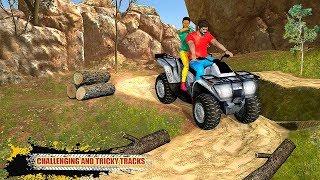 Quad Bike Off-road Racing Mania 3D Game Gameplay
