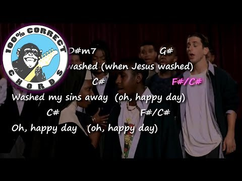 Oh Happy Day - Chords & Lyrics