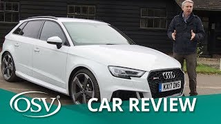 Audi RS3 2018 In-Depth Review | OSV Car Review
