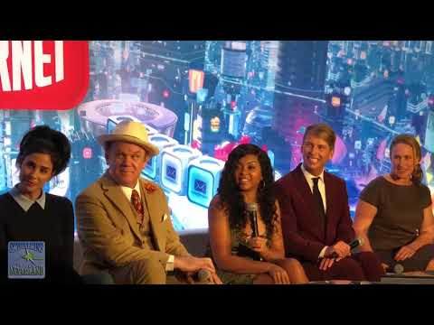 Ralph Breaks the Internet Press Conference: Sarah Silverman,
