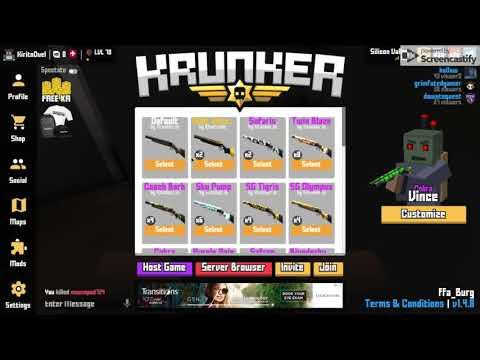 Krunker Account Giveaway Lvl70 Youtube