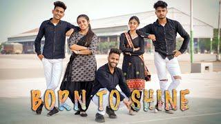 BORN TO SHINE | DILJIT DOSANJH | G.O.A.T | BHANGRA