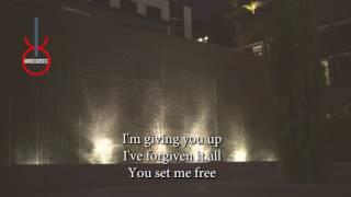 Send My Love by Adele Acoustic Guitar Backing Track | Acoustic Karaoke