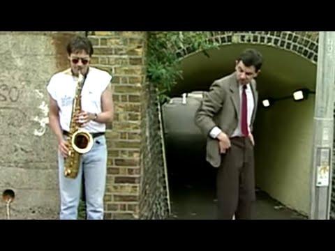 Saxophone Player | Mr. Bean Official