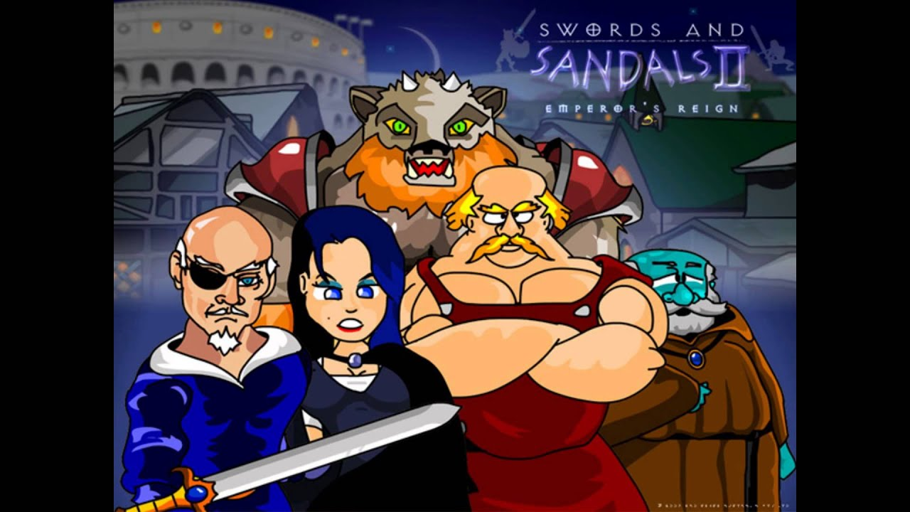 Swords and sandals - Swords And Sandals 2 Ost L Bi Ei Saa Theme Song Lyrics In Description Hd Youtube