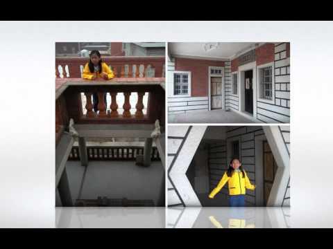 Anezhka visits relatives in China