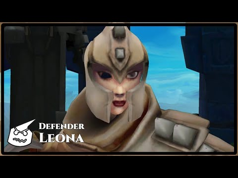 Defender Leona.face