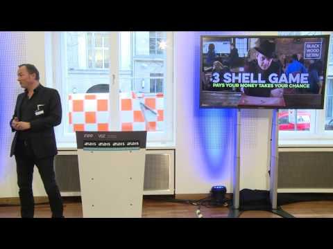 Blackwood Seven's Andreas Schwabe speaks at Digital Innovators' Summit, 21 March 2016