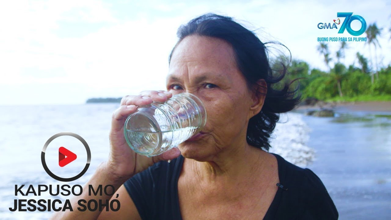 Download Kapuso Mo, Jessica Soho: Tubig dagat, lasang softdrinks?!