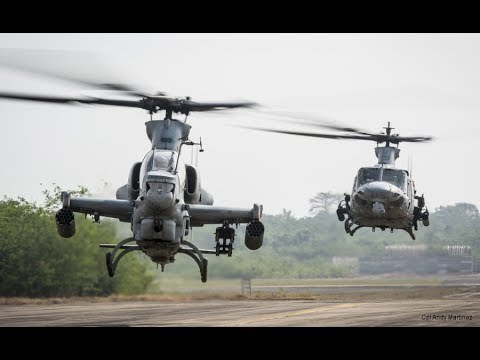 US, SOUTH KOREA & THAILAND Military conduct joint Military Exercise
