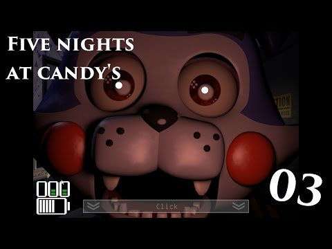 Five Nights at Candy's [Deutsch / Let's Play] #3 - Noch mehr Gäste