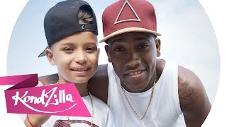 MC Vitinho e MC Negão do Arizona - Pequeno Sábio (KondZilla)