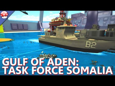 Gulf of Aden: Task Force Somalia Gameplay PC HD [60FPS/1080p]