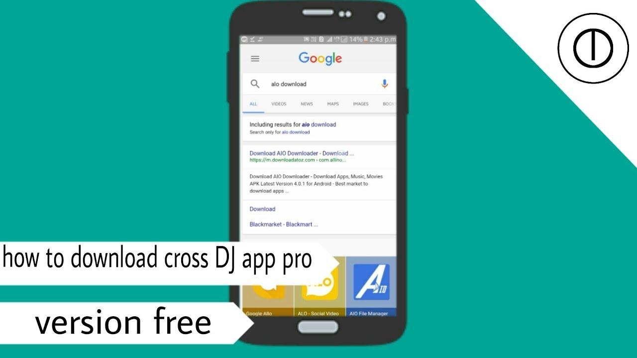 Cross DJ pro app ko free me download kaise kare|| how to download cross DJ  app pro version