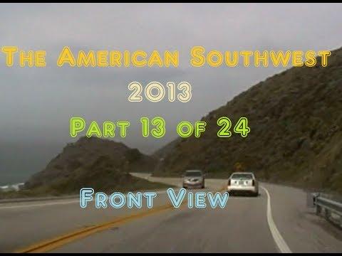 Trip to Las Vegas & California 2013 | 13 of 22 |Santa Barbara to CA Rte 1 | Front