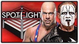 Wird Kurt Angle vs. Baron Corbin geändert? Sting über Comeback! (WWE News, Wrestling News)