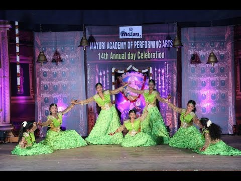 Cover version of  Kalam Salaam (Tamil) Dance - Legends Of India by Mayuri Academy