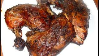 Spicy Jerk Chicken (Oven Baked)