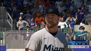 MLB 20 RTTS 희노애락형 투수 K