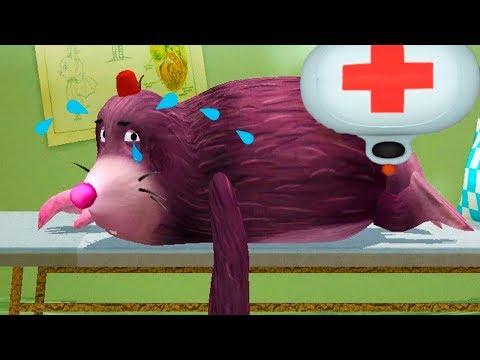 ДОКТОР КИД #8 Мультик игра - лечу животных Маленьких питомцев и его друзей #Пурумчата