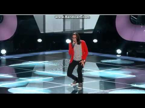Michelle Chamuel I Kissed A Girl The Voice 4 Blind Audition 2013 Youtube