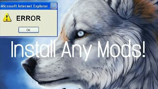 HOW TO INSTALL ANY MODS - Wolf Online